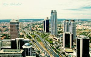 New Istanbul by sinademiral
