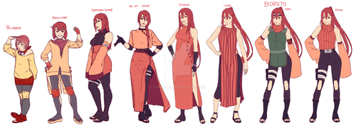 Nana Time Outfits by ItsNattie