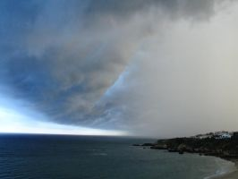 Portuguese Storm Coming by tartanink