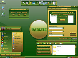 Radiate for XP by pito0747