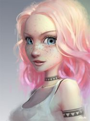 Light Pink by yoshiyaki