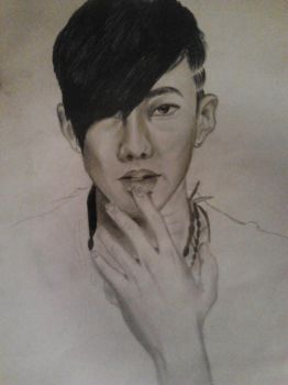 Jay Park by KatherinS