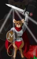 Redwall-I Am That Is by HikaruRauchio