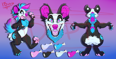 Yeen adopt set price (CLOSED) by Derphound