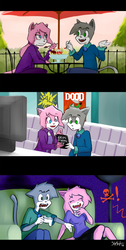 a look into the lives by EskimoPriest