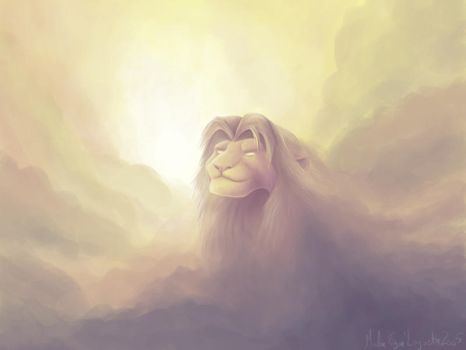 The Lion King by tigon