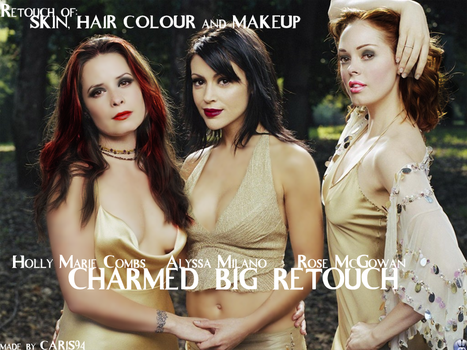 CHARMED    BIG RETOUCH by caris94
