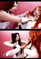 Bleach: Loly Attacks by singingaway