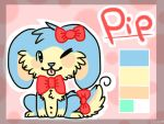 - Pip Ref Sheet by dovelings