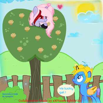 My Tree ! :Open Collab by XxPixieKnight-ArtxX by Jezsaisie
