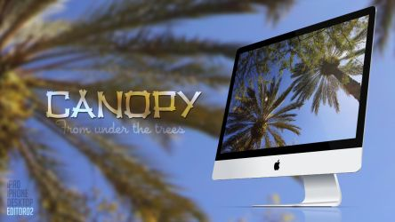 Canopy - Wallpaper by GavinAsh