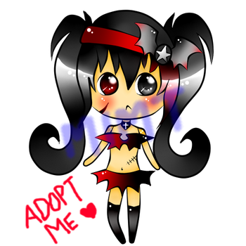 adoptable devil? by mangaismything2
