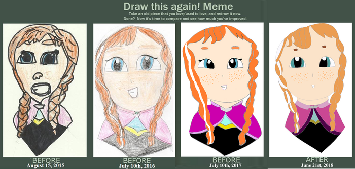 Draw This Again Meme with Anna (part 3) by britishchick09