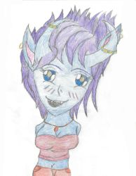New Draenei OC Needs a Name by k-h116
