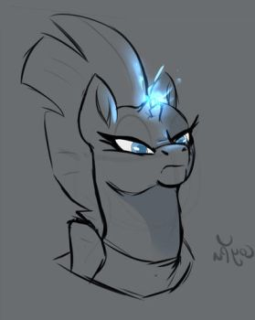 Anger Child by CoypuCoyote