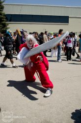 AN 2013 - Day 02 - InuYasha by diav