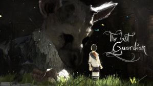 The last Guardian wallpaper by firebirdy89