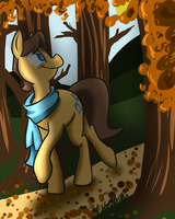 Sweater Weather Caramel by CleppyClep