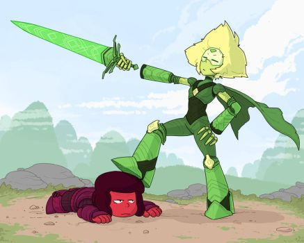 Peridot the Great by IcyYmir