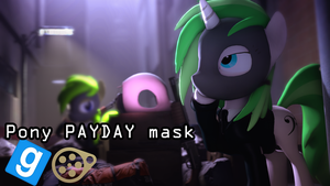 [SFM/GMOD] Facemask by Texas-Doughnut