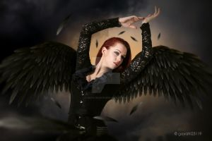 Dark Angel by gayatri23119