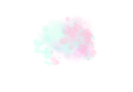 Pastel vibes watercolor texture png