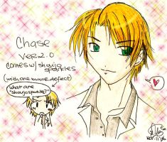 Dr. Chase - Shoujo Sparklies by yomigaere