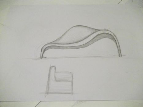 Furniture Sketch 8 by cihanYILDIZ