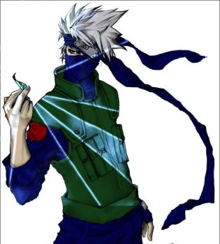 Kakashi 2 by D1ckBasterdly