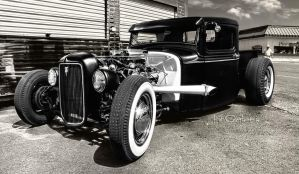 Hot Rod I - Ford by pingallery