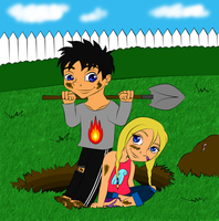 Digging to China by terraine114