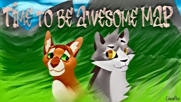 Time to be awesome by ClaraFlos