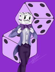 King Dice by WaterFox-Studios