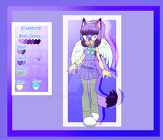 Name Your Price Reference Sheet Adopt Girl~Closed~ by xXDreamyPastelsXx