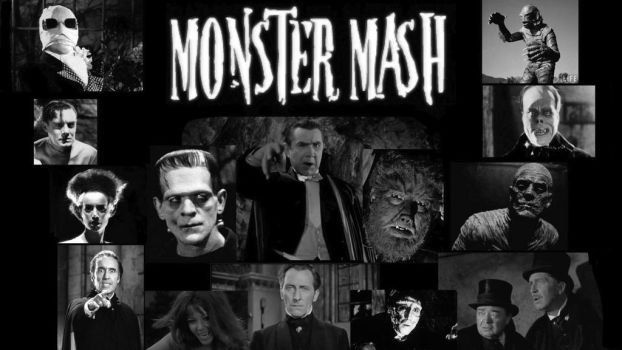 Monster Mash 2 by RoyPrince