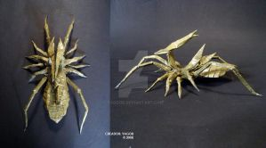 Alien Insect by YAGGOB