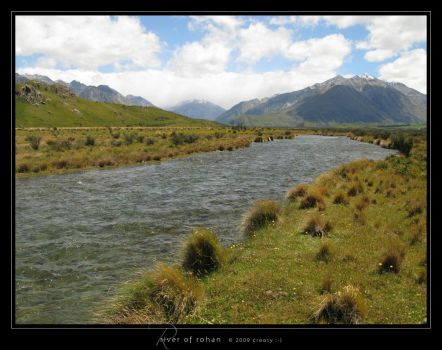 River of Rohan by Crooty