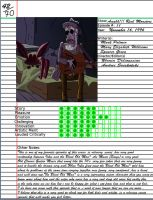 Admirable Notebook Aaahh! Real Monsters Ep. 11a by kouliousis