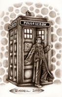 Doctor Who by Bungle0