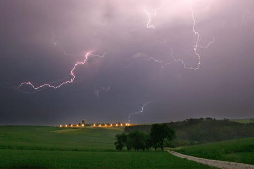 Thunderstorm by Chris350D