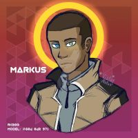 DBH: Markus by Violet-notes