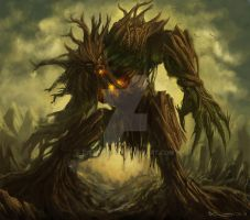 Life Colossus by Distorded