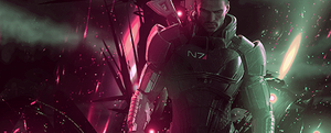 Mass Effect 3 Platina Style by Exclamative