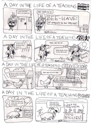 A day in the life of a... by Jsb97