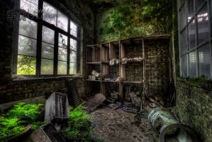 The green room by feuxfeux