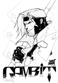 Gambit by biroons