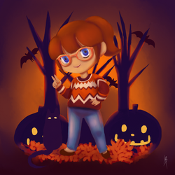 Halloween Event: Katie by buckatone