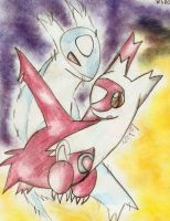 Latios and ghost by Nid15