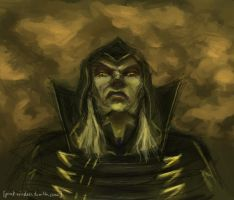 Thalmor Justiciar by Velothii