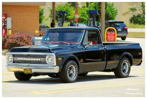 Nice Chevy Truck by TheMan268